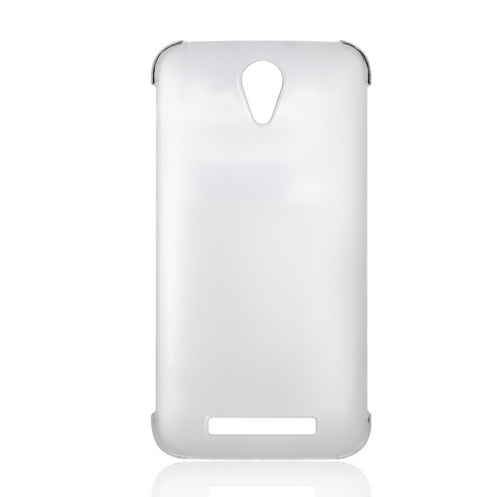 DOOGEE PC Back Case for DOOGEE VALENCIA2 Y100 Plus - Translucent