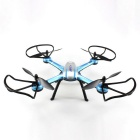 JJRC H11C(H11C-2) 6-Axis Gyro RC Quadcopter w/ 2.0MP Camera - Blue