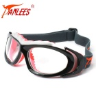 Panlees Anti-scratch Prescription Lens Accepted Ball Games Goggle