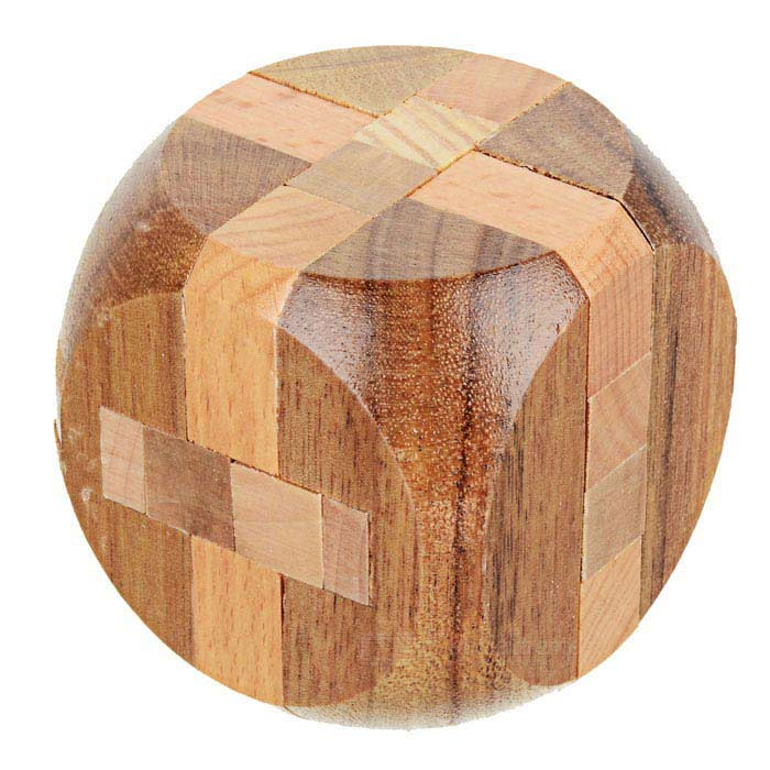 Wooden Dices Brain Teaser Lock Puzzle Educational Toy - Wood ColorEducational Toys<br>Form ColorWoodMaterialSchima superbaQuantity1 DX.PCM.Model.AttributeModel.UnitSuitable Age 8-11 years,12-15 years,Grown upsPacking List1 x Toy<br>