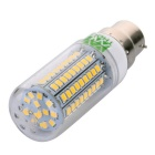 YWXLight B22 102-2835 SMD Warm White LED Corn Light (AC 220-240V)
