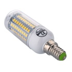 YWXLight E14 12W 102-2835 SMD chaud LED blanc Maïs Light (AC 220-240V)