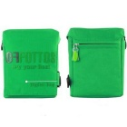 Fottos F0055 GN Camera Bag for All Mini DSLR / DV - Green + Black