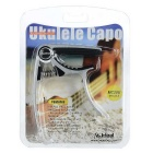 Meideal MC20U Professional Trigger Key Capo for Ukulele - Silver