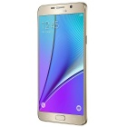 Samsung Galaxy Note 5 N920C 32GB ROM Android Mobile Phone-Gold
