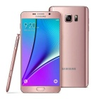 Samsung Galaxy Note 5 N920C 32GB GSM Mobile Phone - Pink Gold