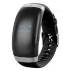 Smart Bluetooth Watch / Digital Voice Recorder w/ 8GB Memory - Black