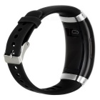 Smart Watch Bluetooth / grabadora de voz digital con 8 GB de memoria - Negro