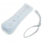 Wireless Remote Controller with Built-in MotionPlus for Wii (White)