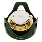 Fire-Maple FMS-122 Camping Travel Cycling Alchohol Stove - Olive Green