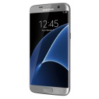 "Samsung Galaxy S7 Edge G935FD Dual-Sim 5.5"" Smart Phone with 4GM RAM, 32GB ROM - Silver"