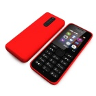 Nokia 108 Dual SIM Mobile Phone - Red
