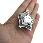 Star Style Stainless Steel Tea Strainer Infuser - Silver