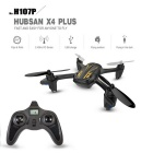 Hubsan H107P 2.4GHz 4-CH 6-Axis Gyro RC Quadcopter RTF Drone with 3D Flips / Headless Mode - Black