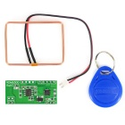 125KHz Serial UART RF ID Card Reader for Arduino - Green + Blue
