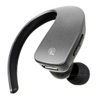 Q2 Stereo Bluetooth Ear-hook Single Ecouteur avec microphone, Touche tactile - Gris