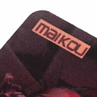 MAIKOU 220*180mm Air Gun Pattern Mouse Pad Mat - Brown + Black