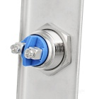 Door Exit Push Release Button Switch for Access Control - Silver