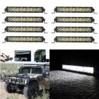 50W 5000lm Spot LED WorkLight Bar SUV Boat Truck Headlamp (8PCS)