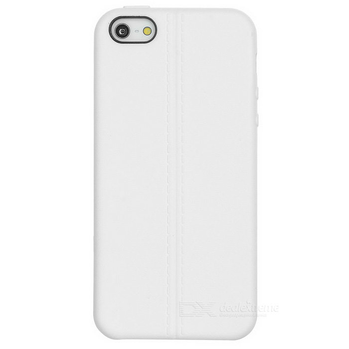 Funda protectora TPU para IPHONE SE - Blanco