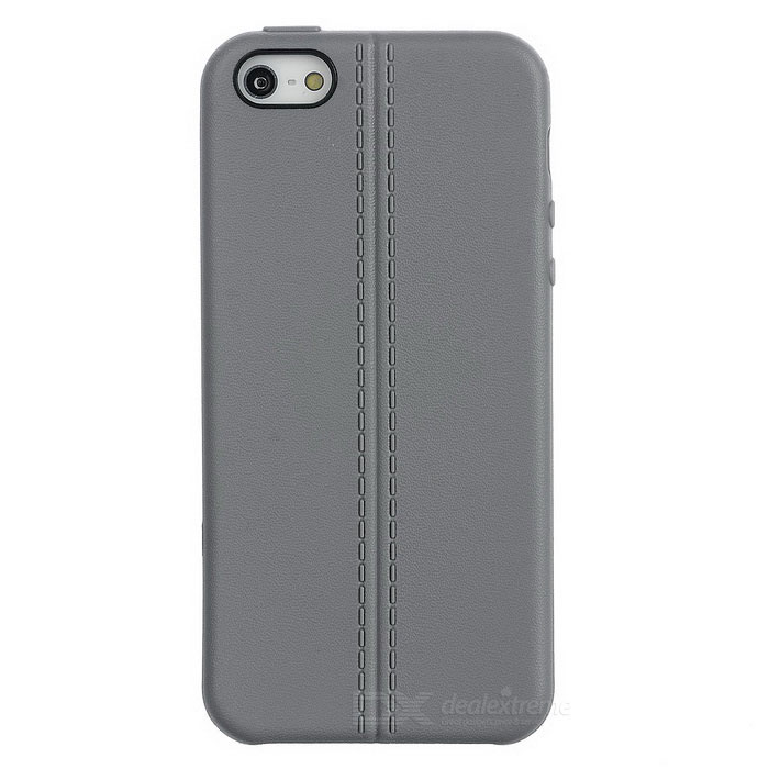 Protective Case Cover for IPHONE SE -Grey