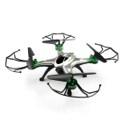 JJRC H29G 6-Axis Gyro 5.8G FPV Quadcopter w/ 2.0MP - Green + Black