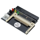 CF to IDE 3.5 Female Adapter Card - Black + White