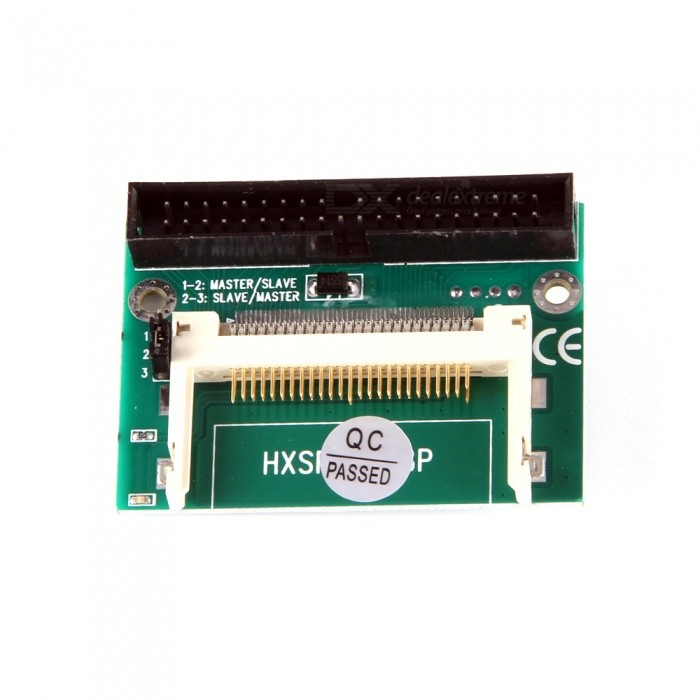 "3.5"" IDE to CF Adapter Card - Green"