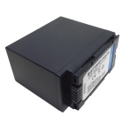 "7.4V ""6600mAh"" CGR-D54s Battery for Panasonic - Black"