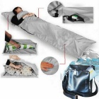 Portable Sleeping Bag for Camping / Travel / Mountaineering - Grey