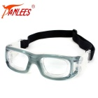 Panlees JH0042 Prescription Lens Accepted Ball Games Goggle - Grey