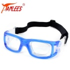 Panlees JH0042 Prescription Lens Accepted Ball Games Goggle - Blue