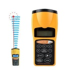 "CP-3007 1.8"" Distance Measurement Laser Rangefinder - Orange + Black"