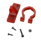 Camera Lens Angle Adapter Seat Mount for DL265 Drone - Red