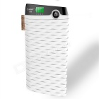 Cager S20 Universal 10000mAh Li-Polymer Battery Power Bank - White