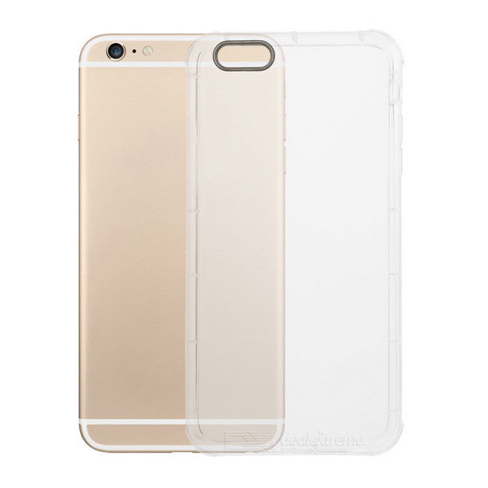 TPU Protective Case for IPHONE 6 Plus, 6S Plus 5.5 Inch - Transparent