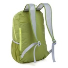 NatureHike NH15A119-B 22L Caminhadas mochila Folding Backpack - Verde