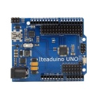 ITEAD Iteaduino UNO ATmega328P Development Board Shield for Arduino - Blue