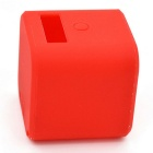 Soft Silicone Case Protective Cover for GoPro Hero 4 Session - Red