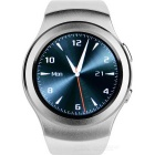 "NO.1 G3 SIM/TF Card Supported Smart Watch Phone w/ 1.3"" IPS - White"