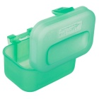 Fishing Supplies Accessories Lure Bait Box Case - Green