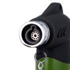Creative Fashion Small Ornament Outdoor Butane Jet Lighter - Green