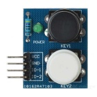 2-Independent Key Touch Button Module Sensor for Arduino - Blue