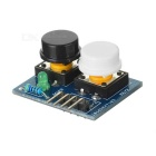 Sensor 2-Independent Key Touch Button Módulo para Arduino - azul