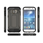 2-in-1 Protective Back Case for Samsung Galaxy S7 - Black