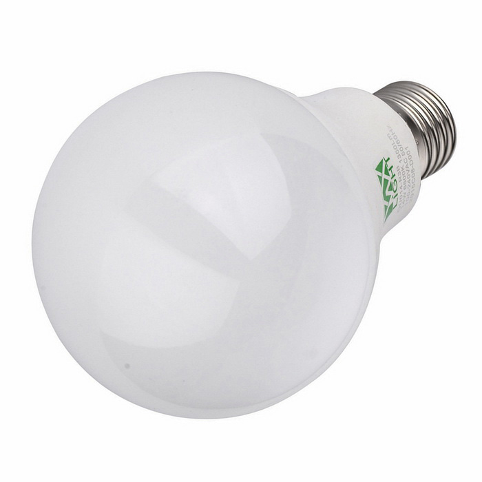 YWXLight E27 14W Warm White LED Globe Bulb - White (AC 100~240V)
