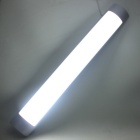 ZHISHUNJIA 18W 1300lm 96-SMD 2835 LED Cold White Lamp Tube (AC85~265V)