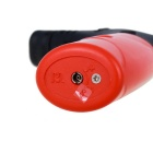Outdoor criativo pequeno Butano Jet Gas Lighter - Red