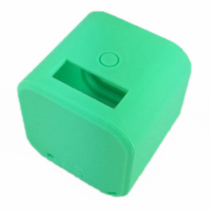 Soft Silicone Case Protective Cover for GoPro Hero 4 Session - Green