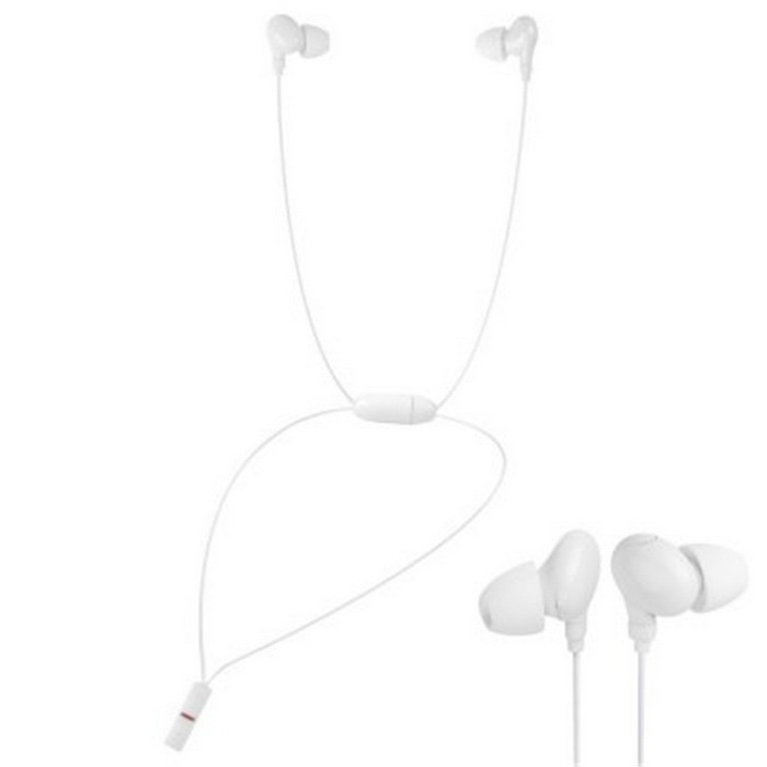 SYLLABLE A6 Bluetooth V4.1 In-Ear Earphones - White